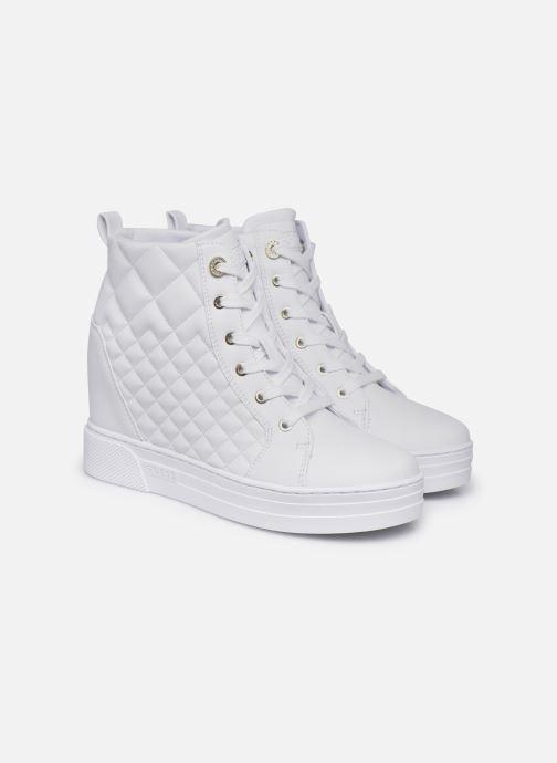 Sneakers Guess FL7FAE ELE12 Bianco immagine 3/4