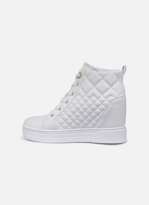 Sneakers Guess FL7FAE ELE12 Bianco immagine frontale