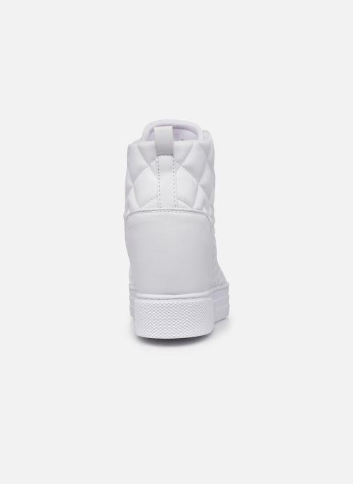 Sneakers Guess FL7FAE ELE12 Bianco immagine destra