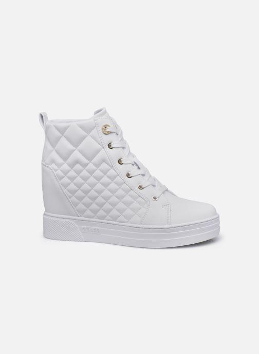 Sneakers Guess FL7FAE ELE12 Bianco immagine posteriore