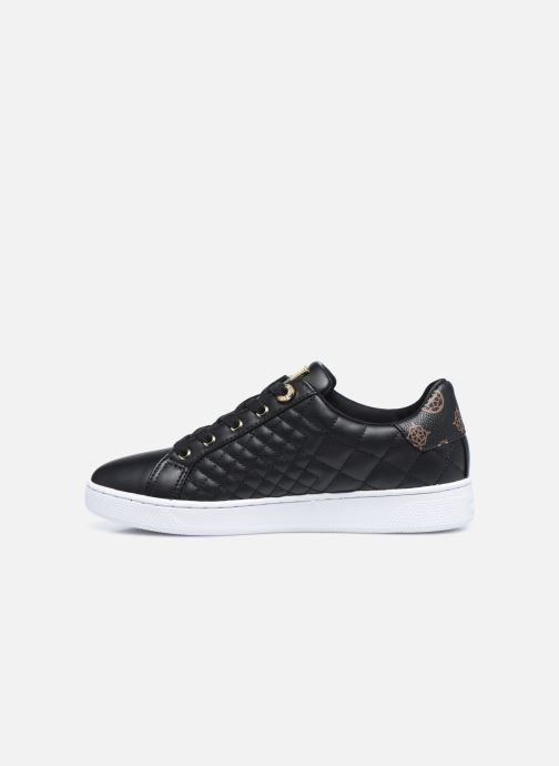 Sneakers Guess FL7REE FAL12 Nero immagine frontale