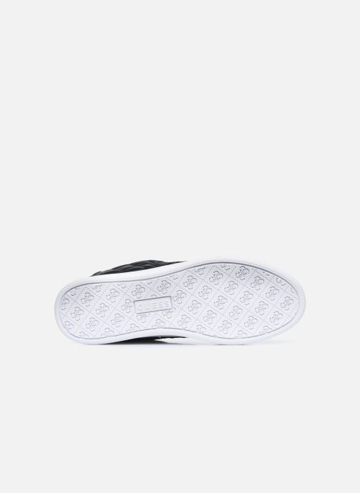 Sneakers Guess FL7REE FAL12 Nero immagine dall'alto