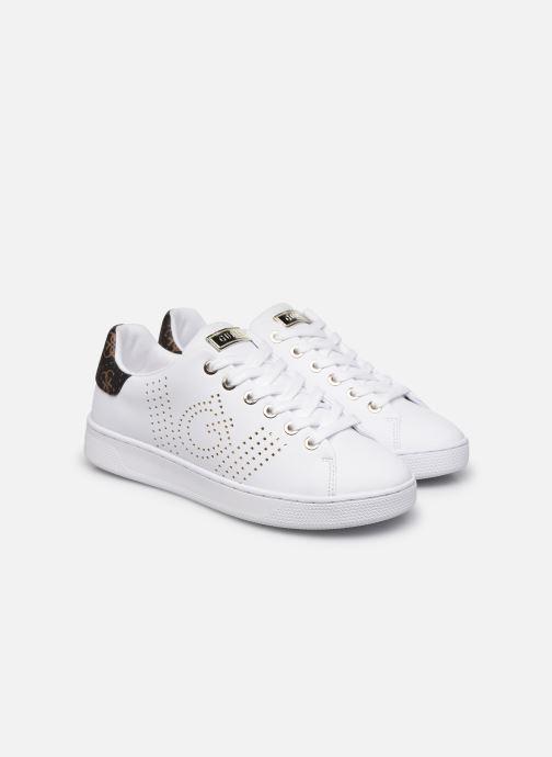 Sneakers Guess FL7RAO ELE12 Bianco immagine 3/4