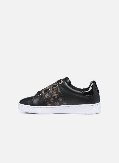 Sneakers Guess FL7RJA FAL12 Nero immagine frontale