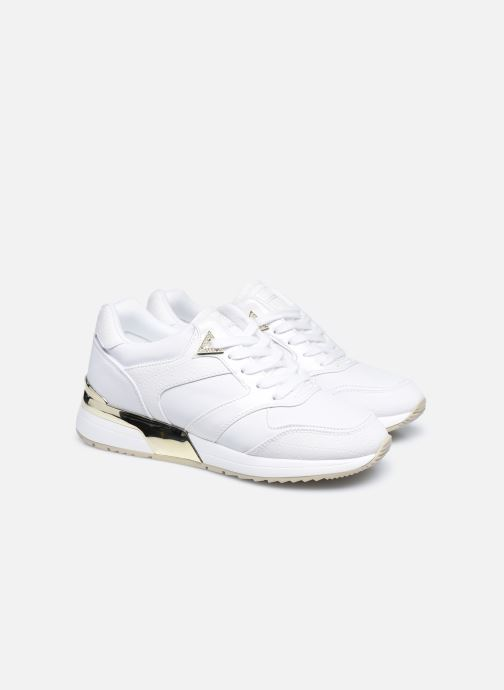 Sneakers Guess FL7MOV ELL12 Bianco immagine 3/4