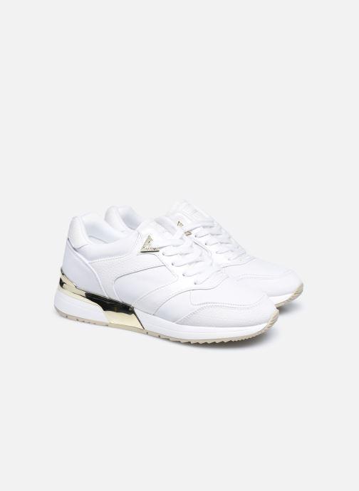 Sneaker Guess FL7MOV ELL12 weiß 3 von 4 ansichten