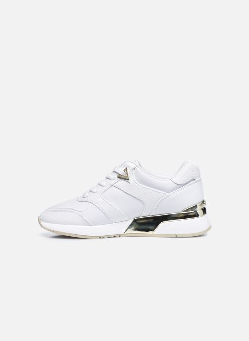 Sneakers Guess FL7MOV ELL12 Bianco immagine frontale