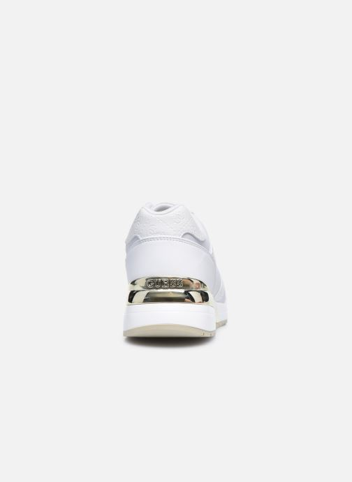 Sneakers Guess FL7MOV ELL12 Bianco immagine destra