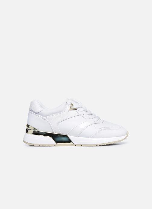 Sneaker Guess FL7MOV ELL12 weiß ansicht von hinten