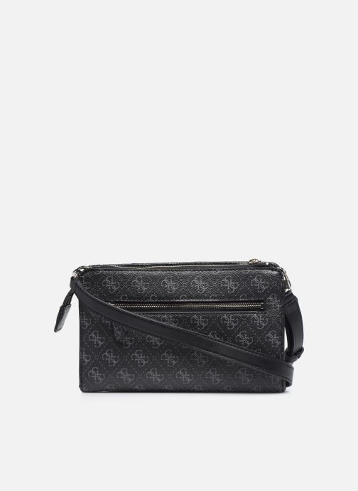 Sacs à main Guess CAMY MINI CROSSBODY Noir vue face