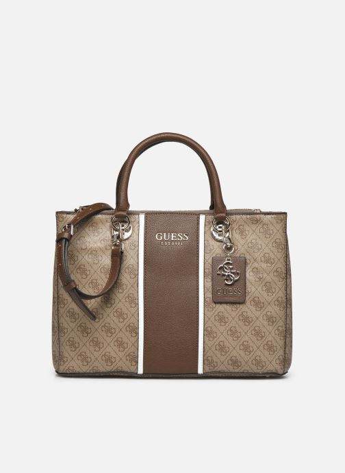Sacs à main Guess CATHLEEN CARRYALL Marron vue détail/paire