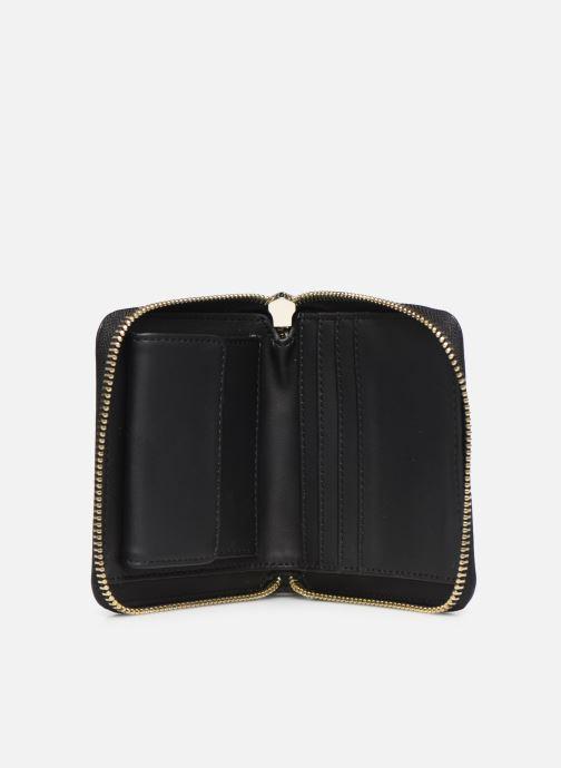 Petite Maroquinerie Guess CATHLEEN SMALL ZIP AROUND Noir vue derrière
