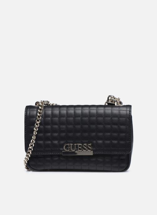 Handtaschen Guess MATRIX CROSSBODY schwarz detaillierte ansicht/modell