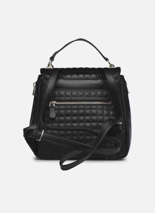 Sacs à dos Guess MATRIX BACKPACK Noir vue face