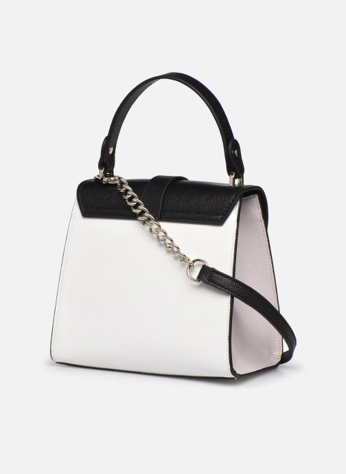Sacs à main Guess NEREA TOP HANDLE FLAP Blanc vue droite