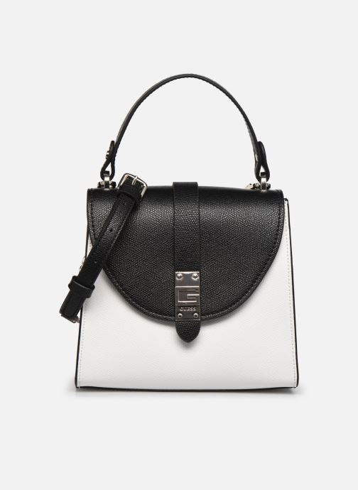 Sacs à main Guess NEREA TOP HANDLE FLAP Blanc vue détail/paire