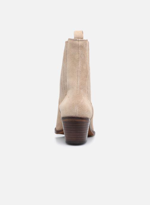 Bottines et boots Jonak BIRMAN Beige vue droite