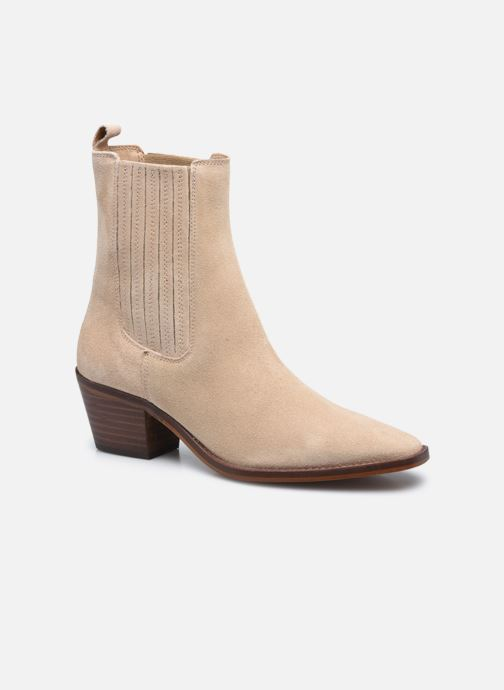 Bottines et boots Jonak BIRMAN Beige vue détail/paire