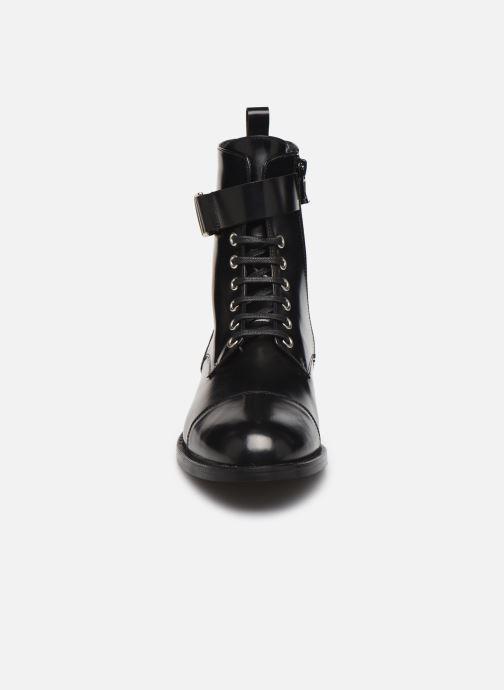 Stiefeletten & Boots Jonak DAIO schwarz schuhe getragen