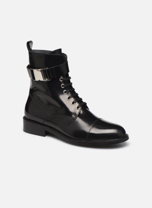 Bottines et boots Jonak DAIO Noir vue détail/paire