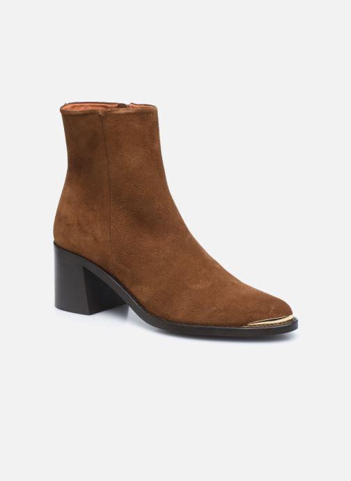 Stiefeletten & Boots Jonak DELO braun detaillierte ansicht/modell