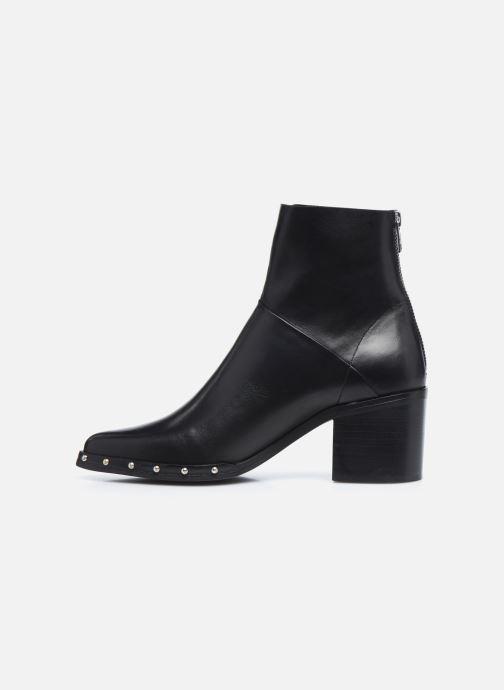 Bottines et boots Jonak DACCA Noir vue face
