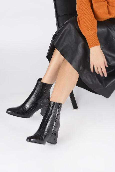 Bottines et boots Jonak DEBANI Noir vue bas / vue portée sac