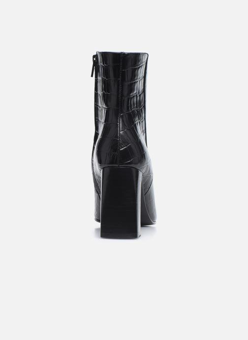 Bottines et boots Jonak DEBANI Noir vue droite