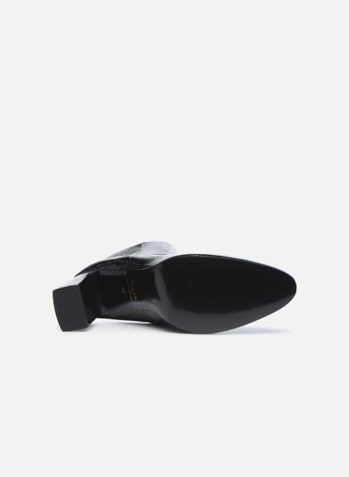 Bottines et boots Jonak DEBANI Noir vue haut