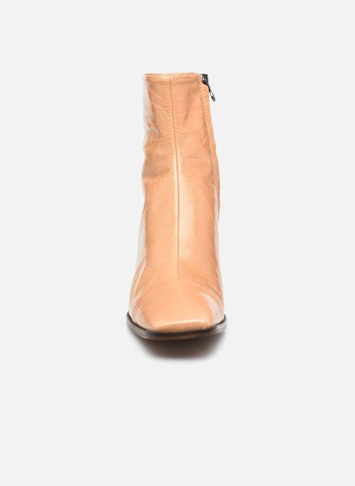 Stiefeletten & Boots Jonak BRISEIS braun schuhe getragen