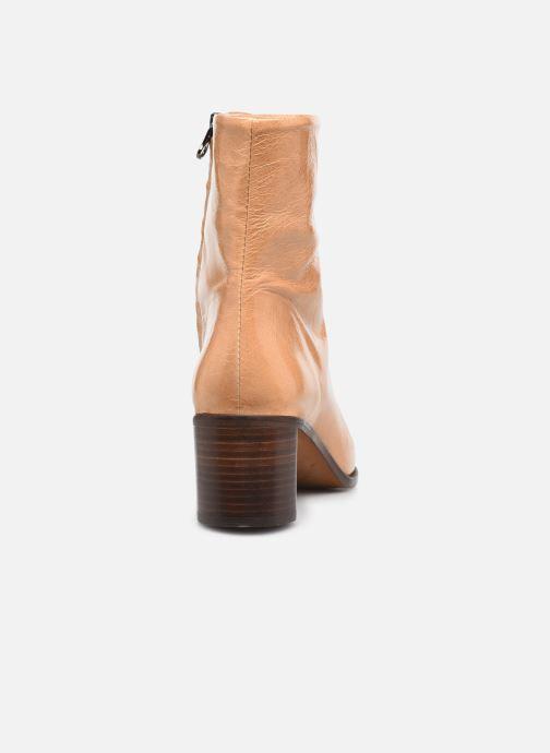 Stiefeletten & Boots Jonak BRISEIS braun ansicht von rechts