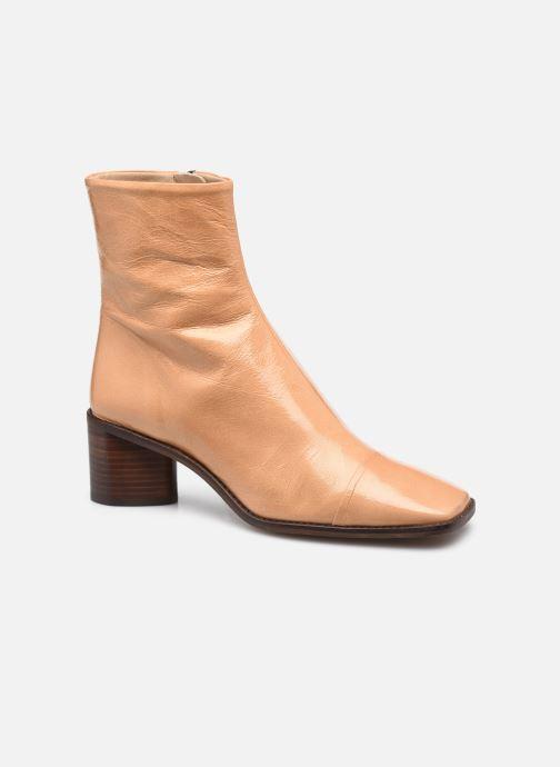 Stiefeletten & Boots Jonak BRISEIS braun detaillierte ansicht/modell