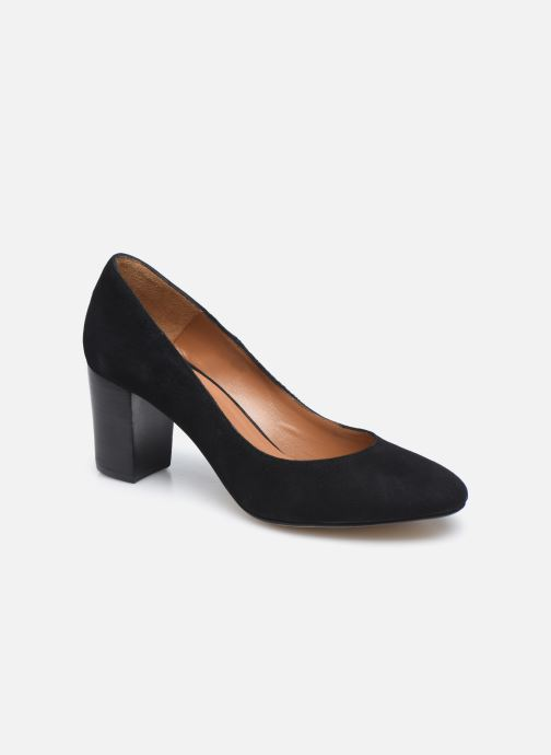 Zapatos de tacón Jonak VULCANE Negro vista de detalle / par