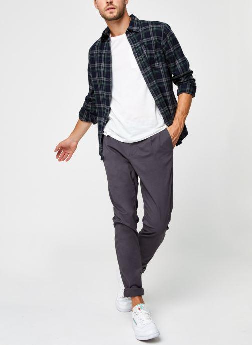 Vêtements Only & Sons Onscam Chino Gris vue bas / vue portée sac