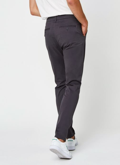 Vêtements Only & Sons Onscam Chino Gris vue portées chaussures