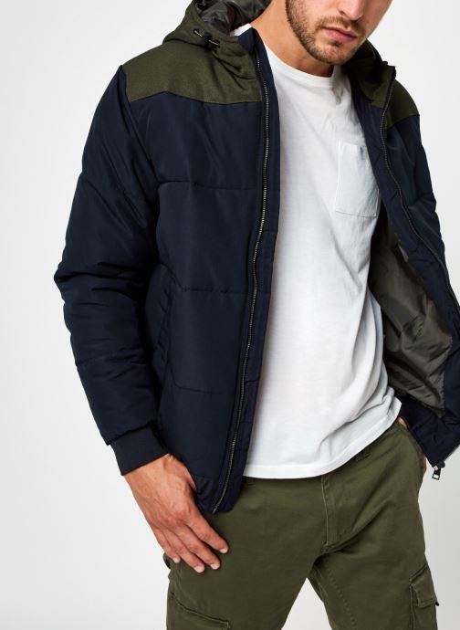 Vêtements Only & Sons Onsboston Quilted Jacket Bleu vue détail/paire