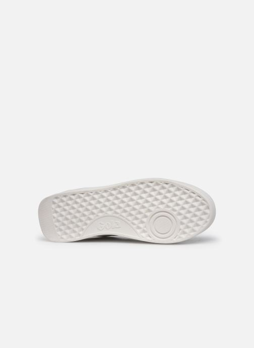Sneakers Gola Grandslam Leather M Bianco immagine dall'alto
