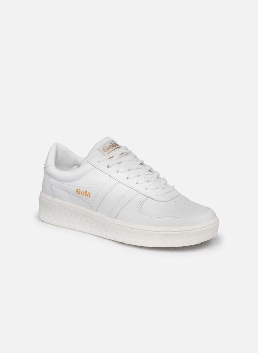 Sneakers Gola Grandslam Leather M Bianco vedi dettaglio/paio