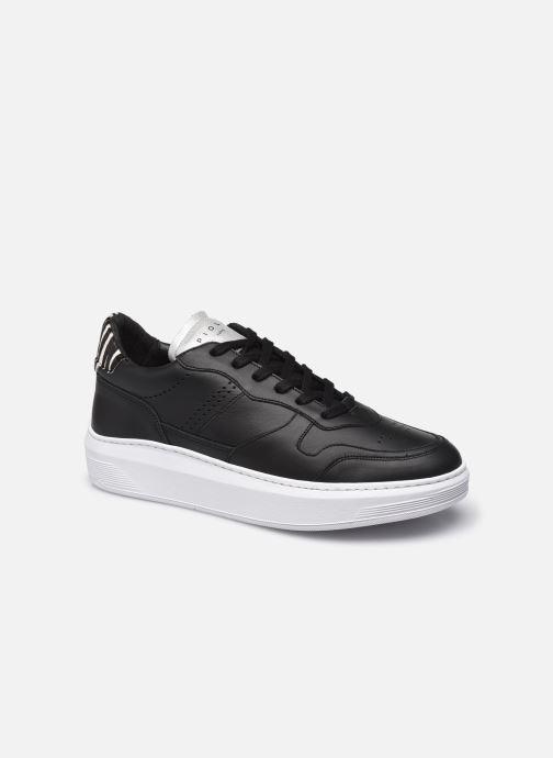 Sneaker Piola Cayma W schwarz detaillierte ansicht/modell