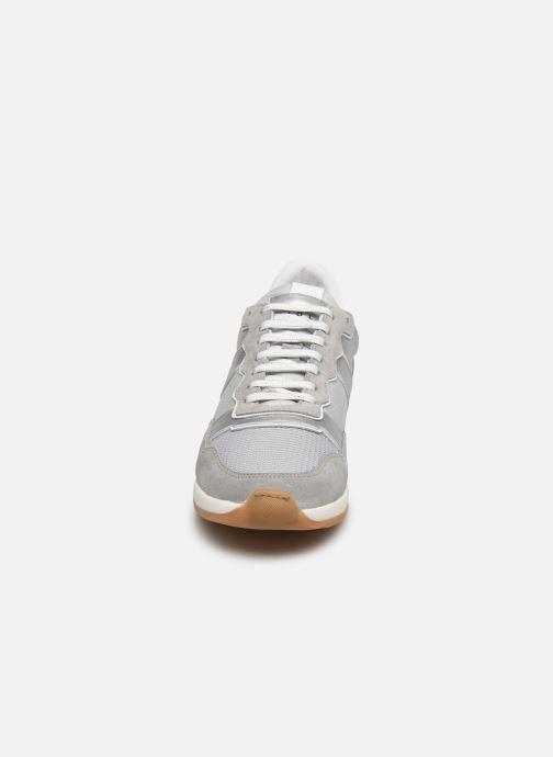 Sneaker Piola Vida W silber schuhe getragen