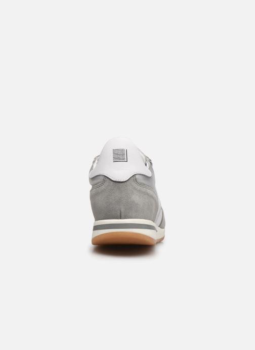 Sneaker Piola Vida W silber ansicht von rechts