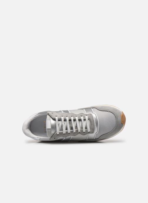 Sneaker Piola Vida W silber ansicht von links