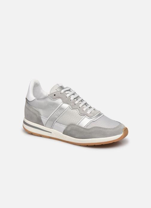 Sneakers Piola Vida W Zilver detail