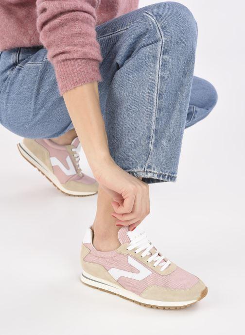 Sneakers Piola Acoy W Roze onder