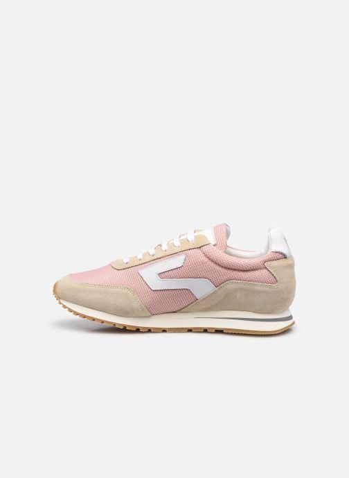 Sneakers Piola Acoy W Roze voorkant