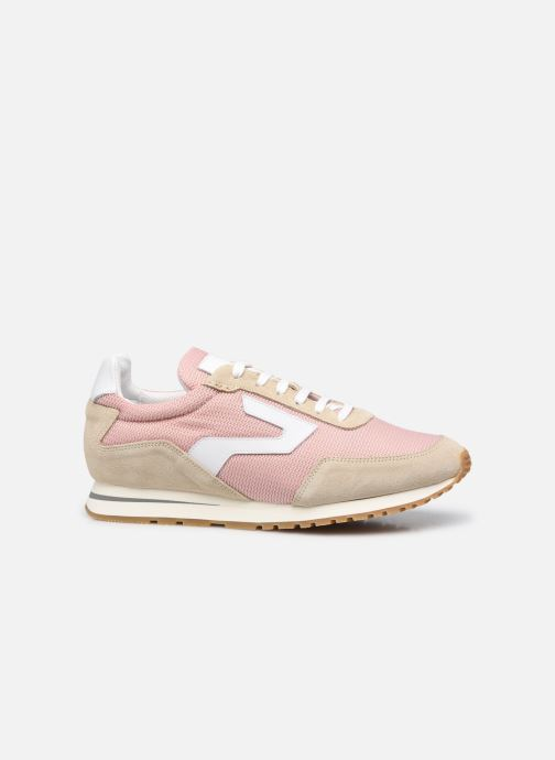 Sneakers Piola Acoy W Roze achterkant