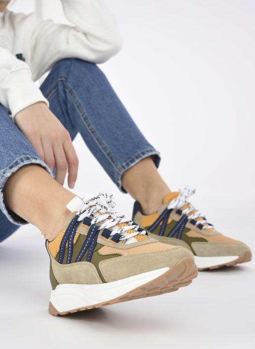 Sneakers Piola Ica W Groen onder