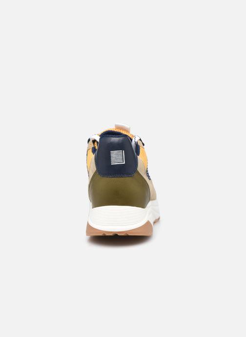 Sneakers Piola Ica W Groen rechts