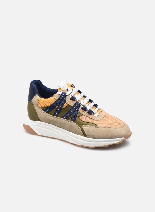 Sneakers Piola Ica W Groen detail