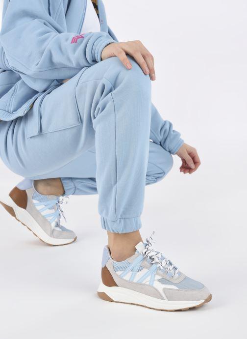 Sneakers Piola Ica W Azzurro immagine dal basso